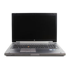 HP EliteBook Workstation 8760w, Core i7-2620M - 2.7GHz,8GB,320GB*NVIDIA&Blu-Ray*