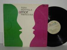 TONY MOTTOLA Amor Mexico / S.A. SA Charles E. Murphy Vaya Con Dios La Raspa Baia