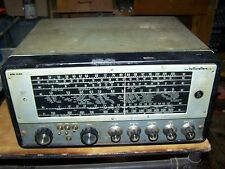 Vintage Hallicrafters Model SX-62A Shortwave Receiver Radio Ham, AS IS