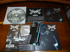 Mayhem / Chimera JAPAN Immortal Gorgoroth A3