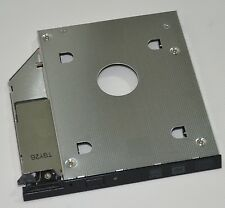 2nd SATA HD SSD Caddy Disco Duro para la latitud de Dell E6400 E6410 E6500 M2400
