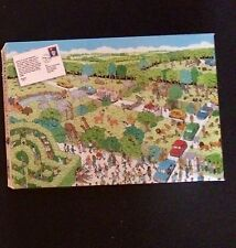 Where's Waldo Safari Park Puzzle Complete 100 Pieces