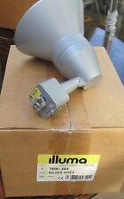 Illuma Lumapar Silver Grey Track Spotlight T3230S 100W with bulb