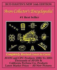 Bud Hastins Avon Collectors Encyclopedia Guide Book 16th Edition