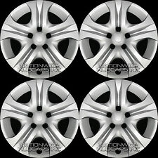"4 New 2013 14 15 16 Toyota Rav4 LE 17"" Hub Caps Full Rim Wheel Covers FREE SHIP!"