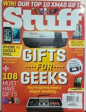 Stuff UK January 2017 Gifts For Geeks Win Our Top 10 Xmas Gifts FREE SHIPPING sb