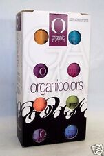 Organic Nails- Gama ORG - Organicolors G01. 8 Botes. Free Shipping