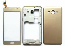 Gold Touch Screen Housing Battery Cover For Samsung Galaxy Grand Prime SM-G530