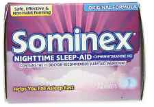 Sominex Original Formula Tablets, 72 ea