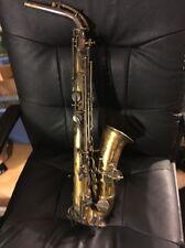 BUESCHER Elkhart Alto Saxophone