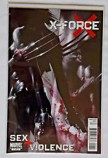 X-Force : Sex and Violence 1 - Marvel Comic Gabriele Dell'otto 1st Print 2010 VF