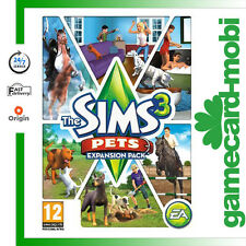 The Sims 3 Pets Add-on PC/Mac Key EA Origin Download Game Code EU UK NEW
