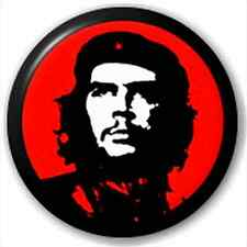 Small 25mm Lapel Pin Button Badge Novelty Che Guevara