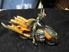 McFarlane Toys Nitro Riders Afterburner Spawn Figure w/ Motorcycle Loose