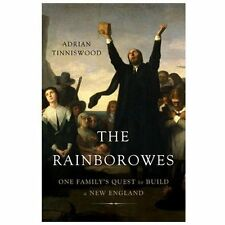 The Rainborowes: One FamilyÂ's Quest to Build a New England-ExLibrary