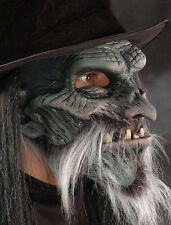 Ringmaster Undead Zombie Adult Latex Halloween Mask with Moving Mouth
