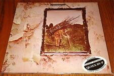 LED ZEPPELIN IV LP IN ORIGINAL BAG WITH STICKER 200 GRAM LP STILL SEALED!