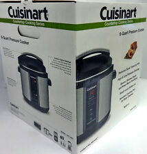 Cuisinart CPC-600 Electric Pressure Cooker (Stainless Steel)NEW IN OPEN BOX