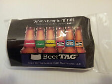 Beer tags, Bottle Markers, party favors, cruise novelty, etc.