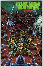TEENAGE MUTANT NINJA TURTLES THE MOVIE PESTIGE FORMAT 1990 MIRAGE NM UNREAD GEM