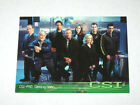 STRICTLY INK 2003. CSI TV SERIES. PR2 PROMO TRADING CARD. SUPERB