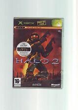 HALO 2 - FPS SHOOTER ORIGINAL XBOX GAME / 360 COMPATIBLE - ORIGINAL & COMPLETE