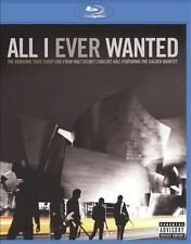 All I Ever Wanted: Live from Walt Disney Concert Hall [Blu-ray] [PA]...