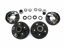 "Add Electric Brakes to Trailer DEXTER kit 2000# Axle 5 x 4.5"" Lug 7"" Drum Axel"