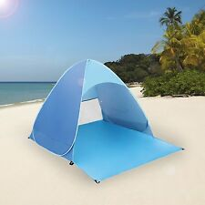 Pop Up Portable Beach Canopy Sun Shade Shelter Outdoor Camping Fishing Tent US
