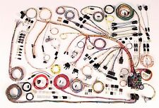 1966-68 Chevy Impala American Autowire Classic Update Wiring Harness #510372