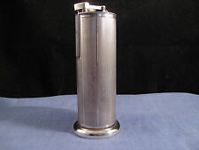 DUNHILL PARKER BEACON SILVER PL ART DECO TABLE LONG ROLLER ENGLISH LIGHTER