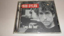 CD Love and theft de Bob Dylan