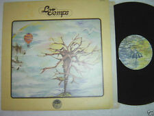 LE TEMPS Self-Titled LP 1975 Parapluie Records Made in Canada French VG/VG
