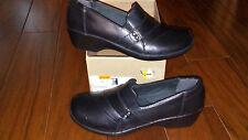 NEW $79 Womens Clarks Esha Marigold Shoes, size 9