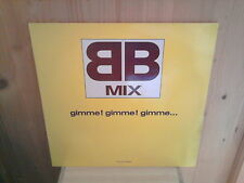 "BB MIX gimme gimme gimme...(a man after midnight) (ABBA)12"" MAXI 45T PROMO"