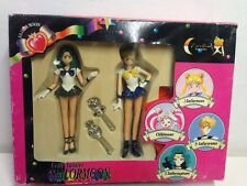 Sailor Moon Sailor Stars Petit Soldier set of 2 Neptune Uranus i