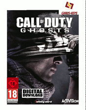 Call of Duty Ghosts Steam key PC Game descarga código global [envío rápido]