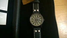 Laco - Birmingham pilot watch,german,aviation,modern WWII german watch,Steinhart
