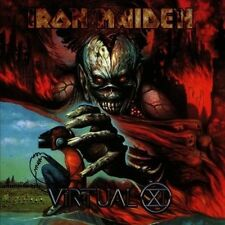 NEW Virtual Xi by Iron Maiden CD (CD) Free P&H