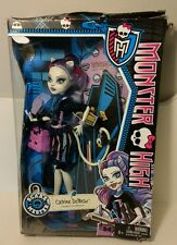 Monster High Scaremester Catrine DeMew Fashion Doll Free Shipping