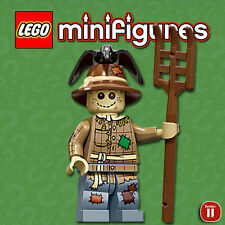 LEGO Minifigures #71002 - Serie 11 - Epouvantail / Scarecrow - NEW - Sealed