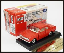 TOMICA 40TH ANNIVERSARY  VOL.3 NISSAN BLUEBIRD SSS COUPE 1/60 TOMY DIECAST CAR
