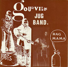 GOURVILLE JUG BAND RAG MAMA RAG / GEORGIE BROWN FRENCH 45 SINGLE