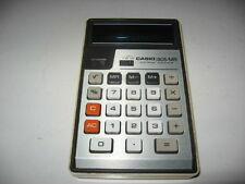 VINTAGE CASIO 805-MR Electronic CALCULATOR Retro
