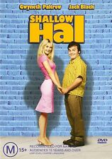 Shallow Hal (Jack Black & Gwyneth Paltrow) - MINT... Region 4