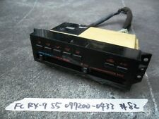 Mazda RX-7 FC3S S4/5 Savanna 13BT Factory Door Climate Control Unit. #82