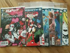 Harley Quinn Rebirth 1-6 plus Valentine one shot