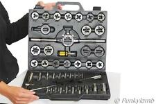 45pc Engineers Tungsten UNF UNC Tap and Die Garage Workshop Tool Set
