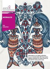 Anita Goodesign Embroidery Machine Design CD MERMAIDS