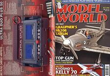 RADIO CONTROL MODEL WORLD MAGAZINE 2008 JULY OKIE SWINGER FREE PLAN : KELLY 70